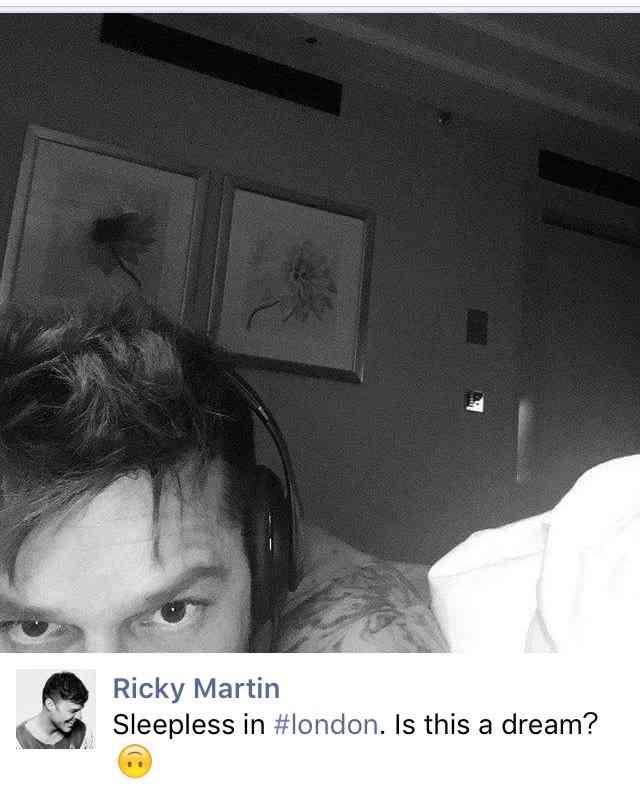 リッキー・マーティンを語りたい
