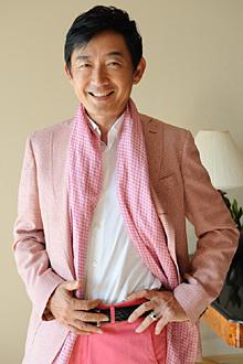 パートナーはピンクの服を着ますか?