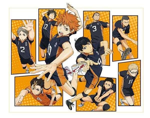 それぞれのスポーツの代表漫画を決めよう