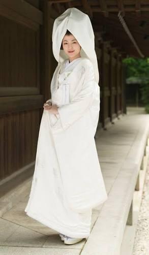 白無垢・色打掛どんなの着ましたか?