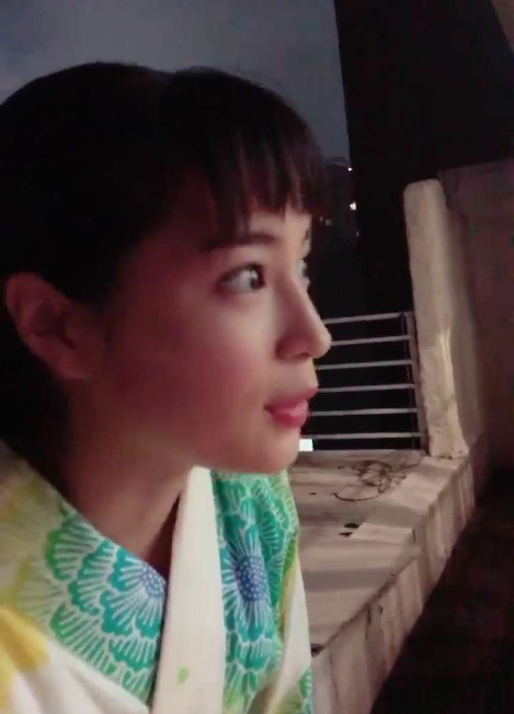 「LINE LIVE」で広瀬すずが今話題の「デートなう風」に生配信!