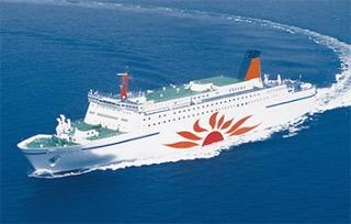 フェリーで船旅したことありますか?
