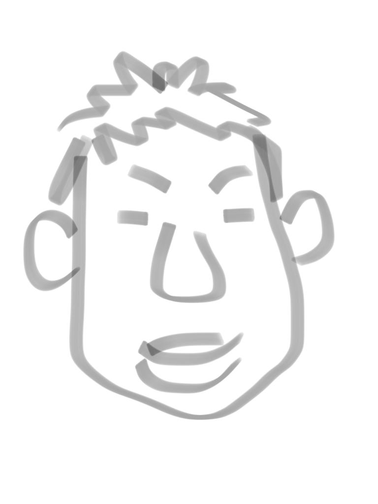 彼氏/旦那の似顔絵 Part3
