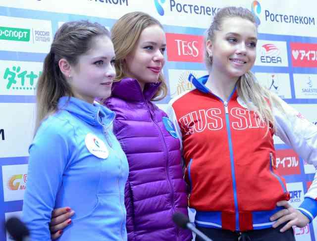 ソチ五輪団体金メダリスト、ユリア・リプニツカヤが電撃引退 拒食症が原因か