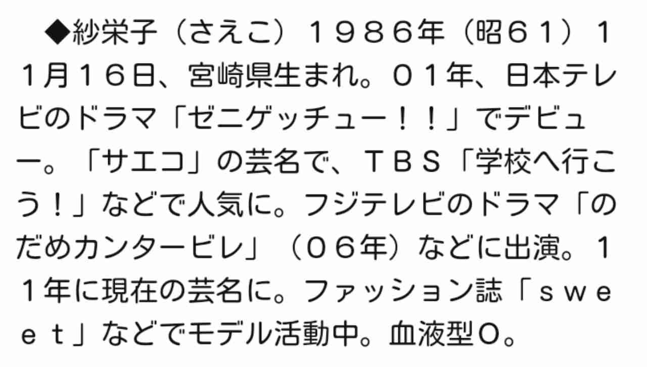 紗栄子、「ZOZOTOWN」運営の前澤友作氏と破局!事務所も認める