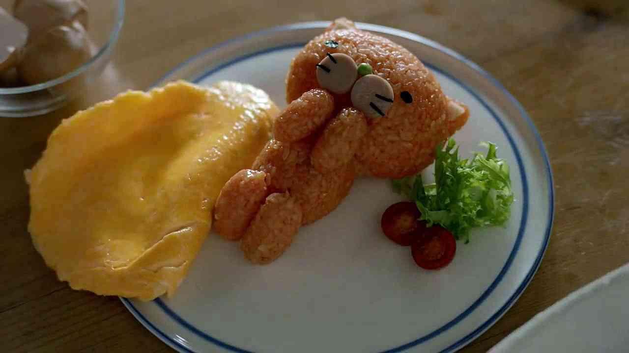 たまご料理を語りたい