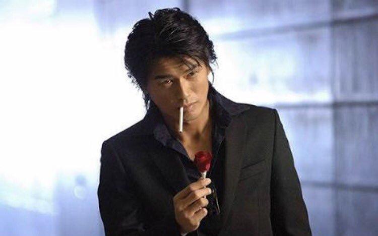 タバコを吸う人~