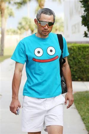 色んなイチロー(特にTシャツ姿)が見たい
