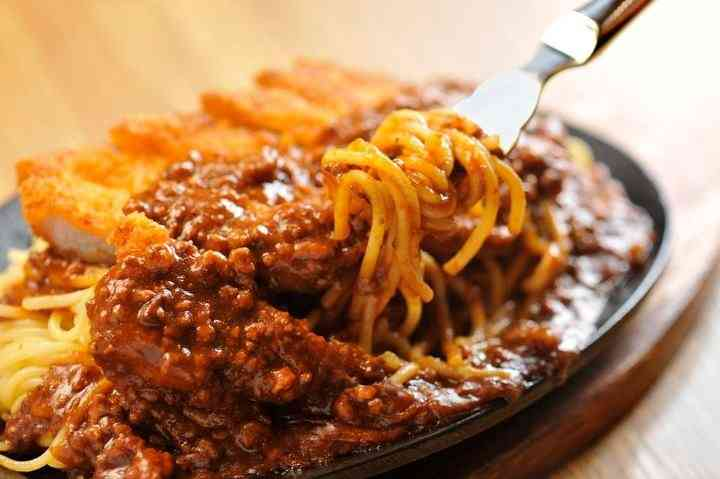 どんなスパゲティが好きですか?