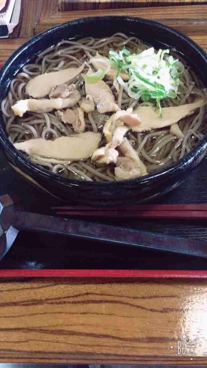 蕎麦好きのトピ