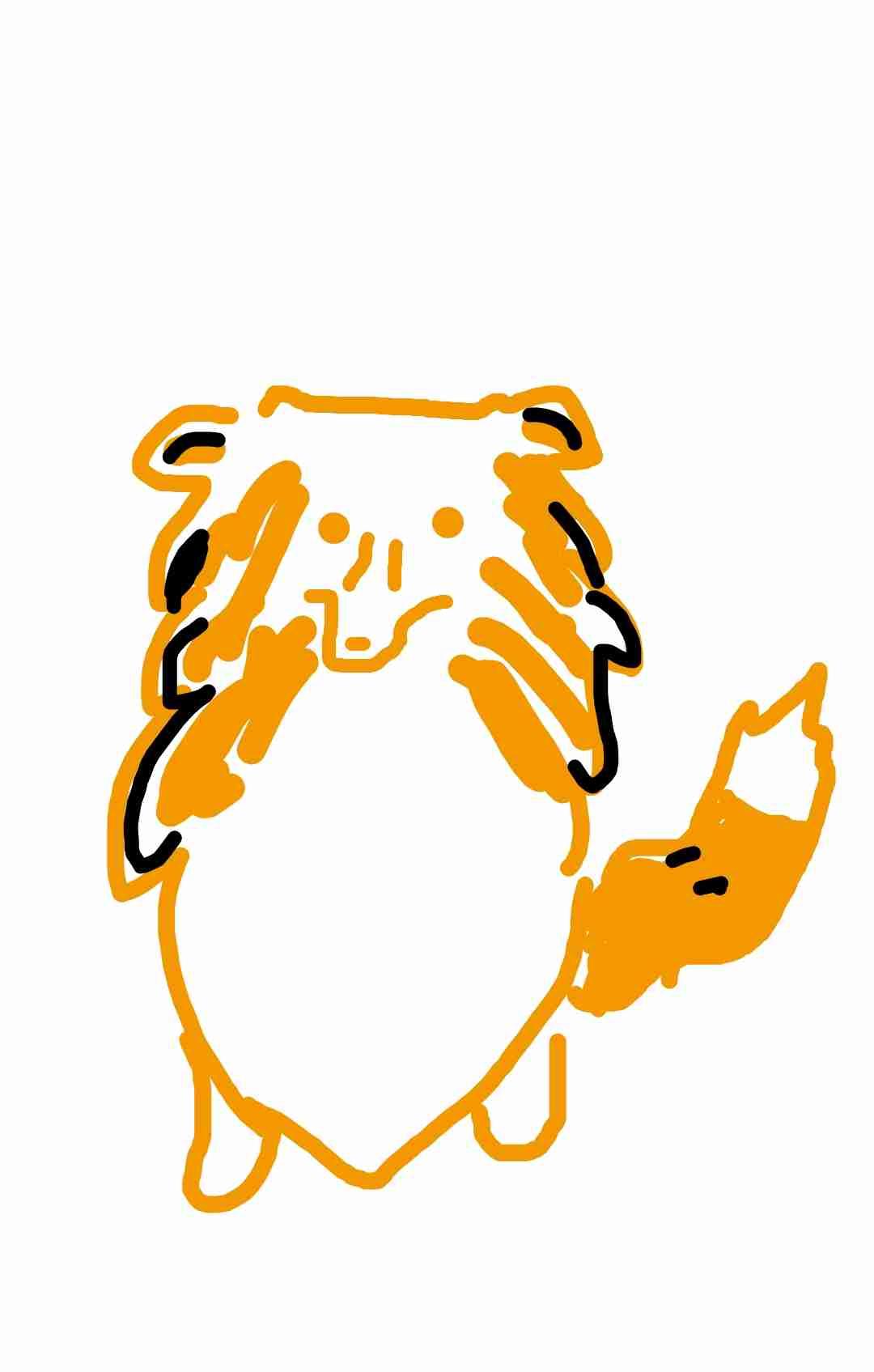 [お絵描き]ペットを紹介してください。