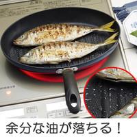魚焼く時、魚焼きグリル?フライパン?オーブン?