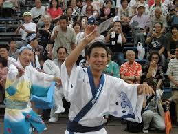 清水富美加が「幸福の科学連」のスペシャルゲストとして阿波踊り参加「踊るぜ踊るぜ~!」