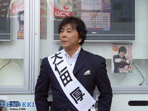 """西川貴教、""""政界進出""""のオファーを受けたことを告白"""