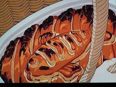 アニメや漫画に出てくる料理を作ったことある人!