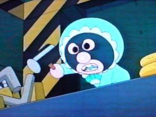 アンパンマンに突っ込みを入れるトピ