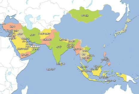 もし日本の位置を移動出来るとしたら、世界のどこに移動しますか?