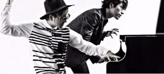 ピアノデュオ「鍵盤男子」が11月末にメジャーデビュー