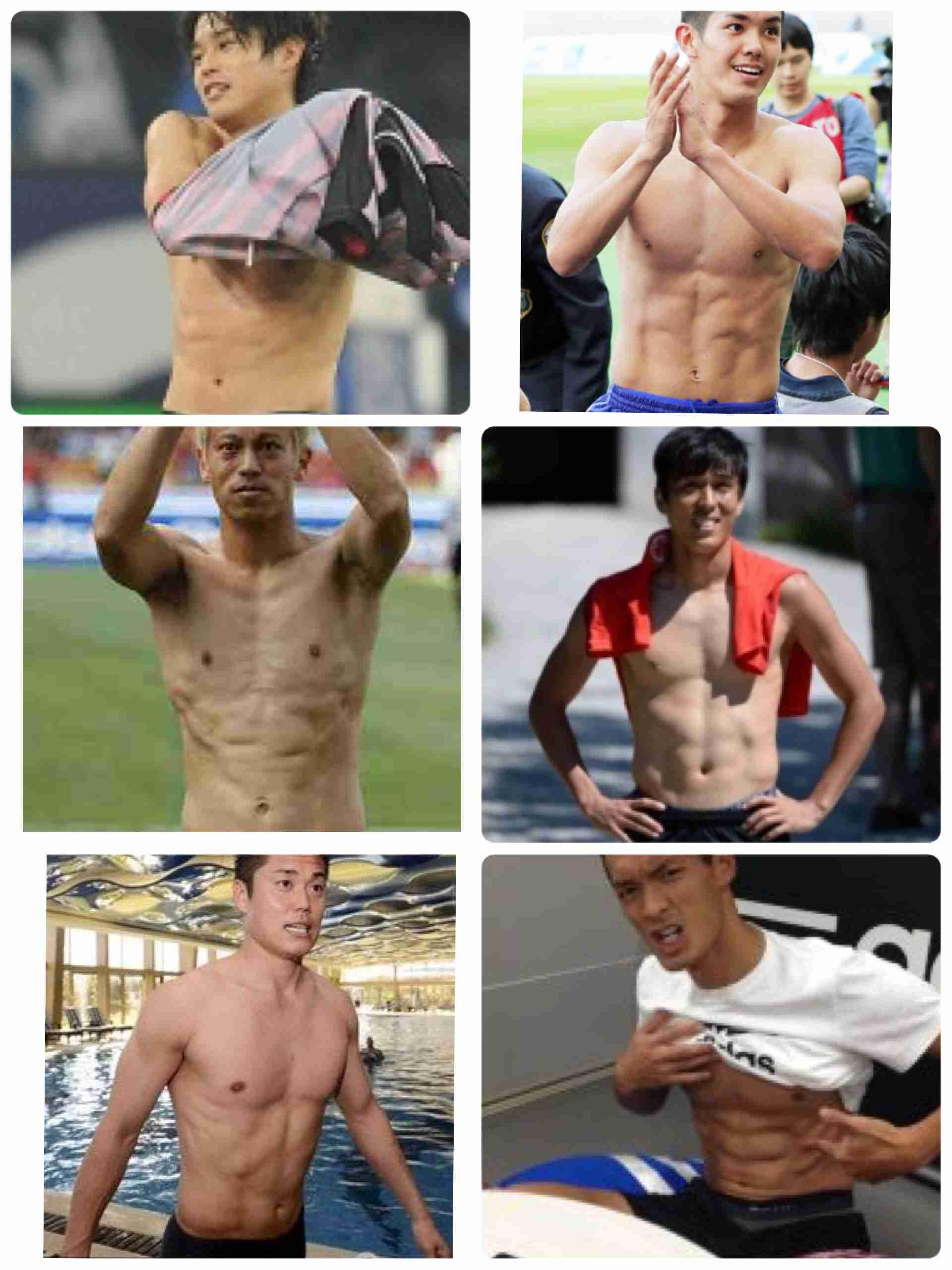 すごいスタイルのスポーツ選手が見たい
