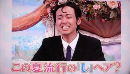 「抱かれたくない男No.1」アンガ田中卓志のファミレスデート現場をスクープ目撃!