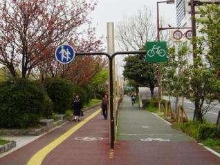 自転車にイラッとする事