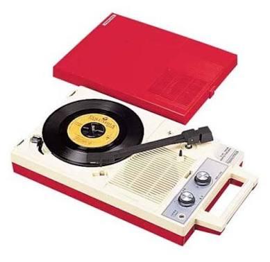 レコード好きな人