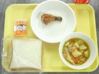 """小学校の先生、5~6年生と同じ量 """"給食の量が足りない"""" 有吉弘行「かわいそうじゃん!」"""