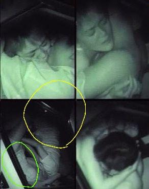 カーセックスで大絶叫する人妻を個人撮影した素人 …