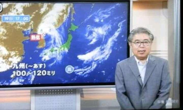 好きな気象予報士さん。