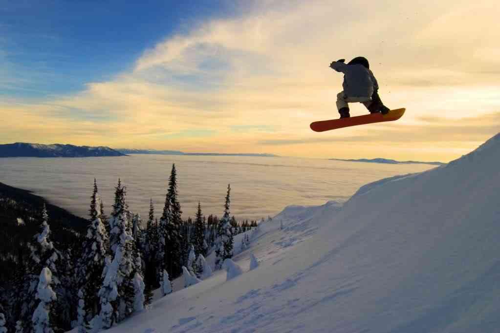 (雪待ち)スノーボードが好きな人