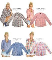 チェックのシャツが欲しい!