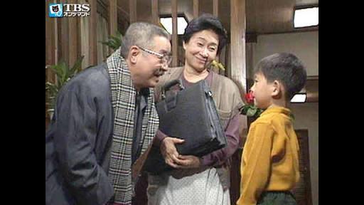 印象に残る父親・母親役