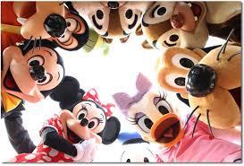 ディズニーの画像を貼るトピ