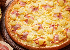 酢豚にパイナップル、サラダにレーズン等の料理が好きな人〜