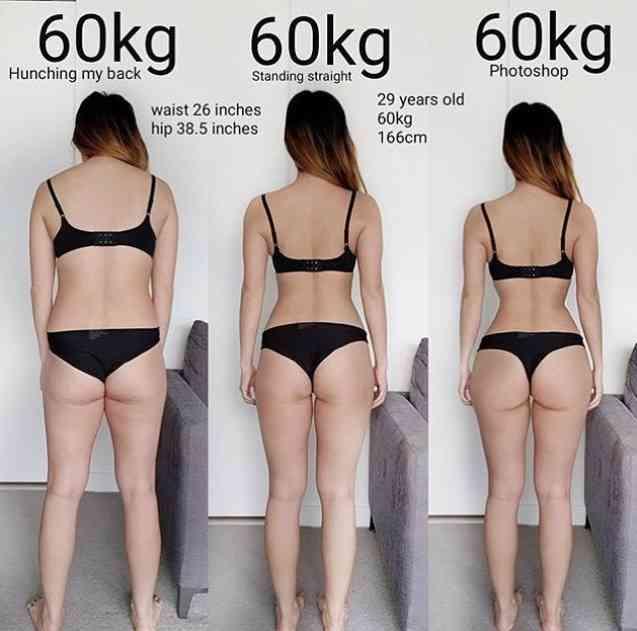 【ダイエット】体重より見た目重視で頑張ってる方!