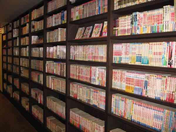 漫画の単行本、何冊ぐらい持ってますか?
