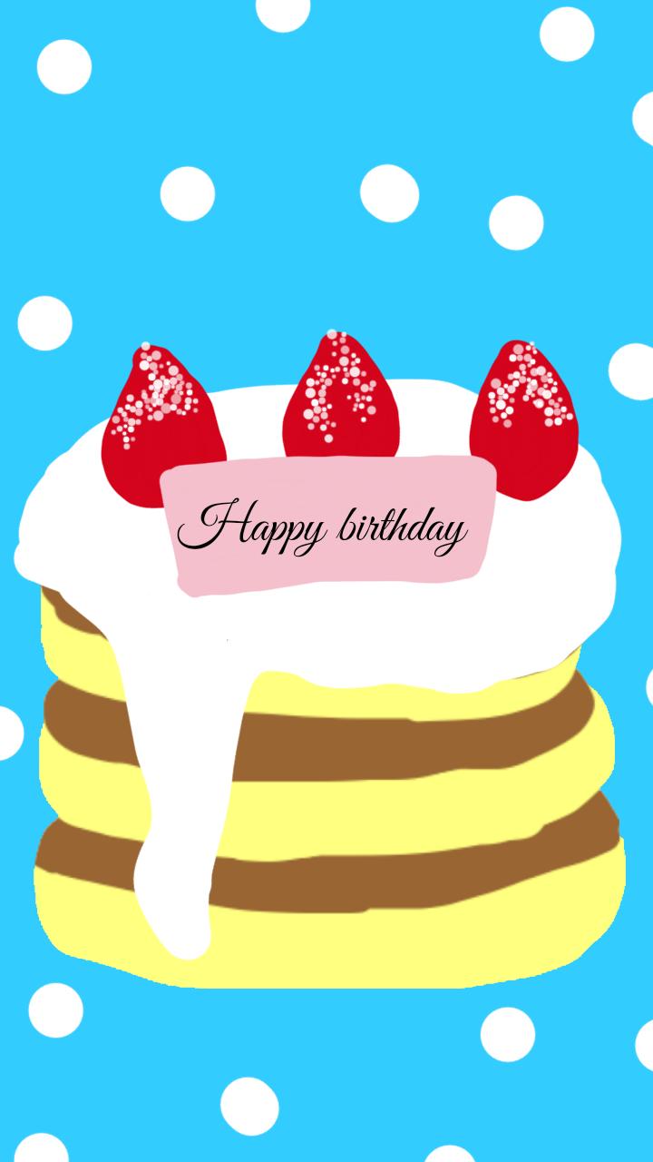 【お絵かきトピ】ホットケーキをデコってください。