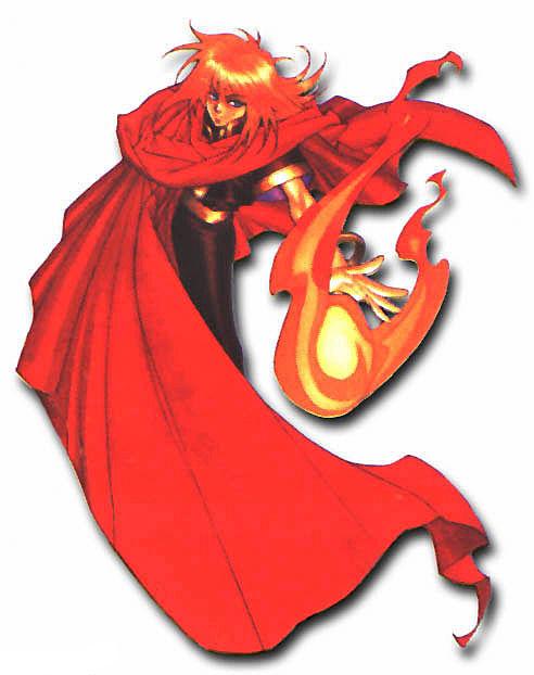 【画像】赤いキャラクターと言えば?