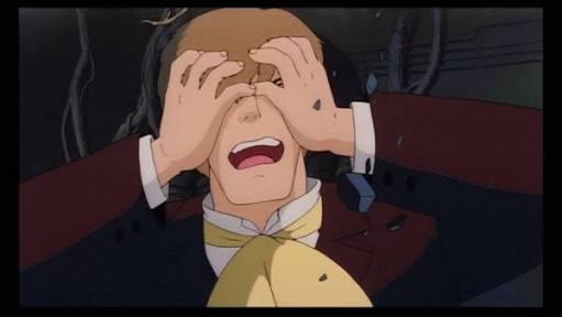 漫画やアニメの悪役が好き