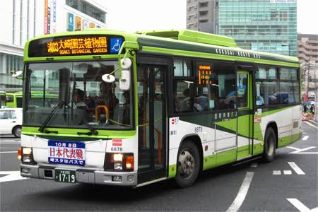 普段バス乗っていますか?