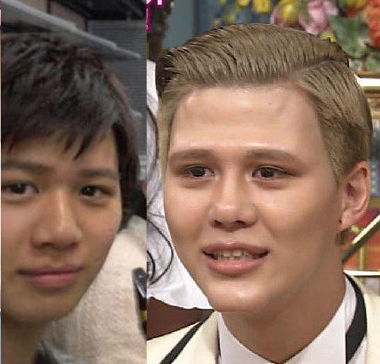 Matt、ハーフ顔の秘密明かす 眉毛エクステとコンシーラー