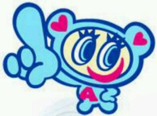 【2次元】青色のキャラ