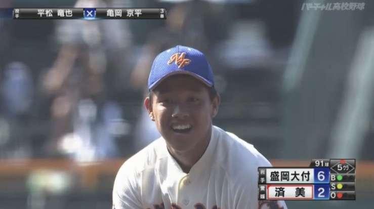 【実況・感想】第99回全国高校野球選手権大会 11日目