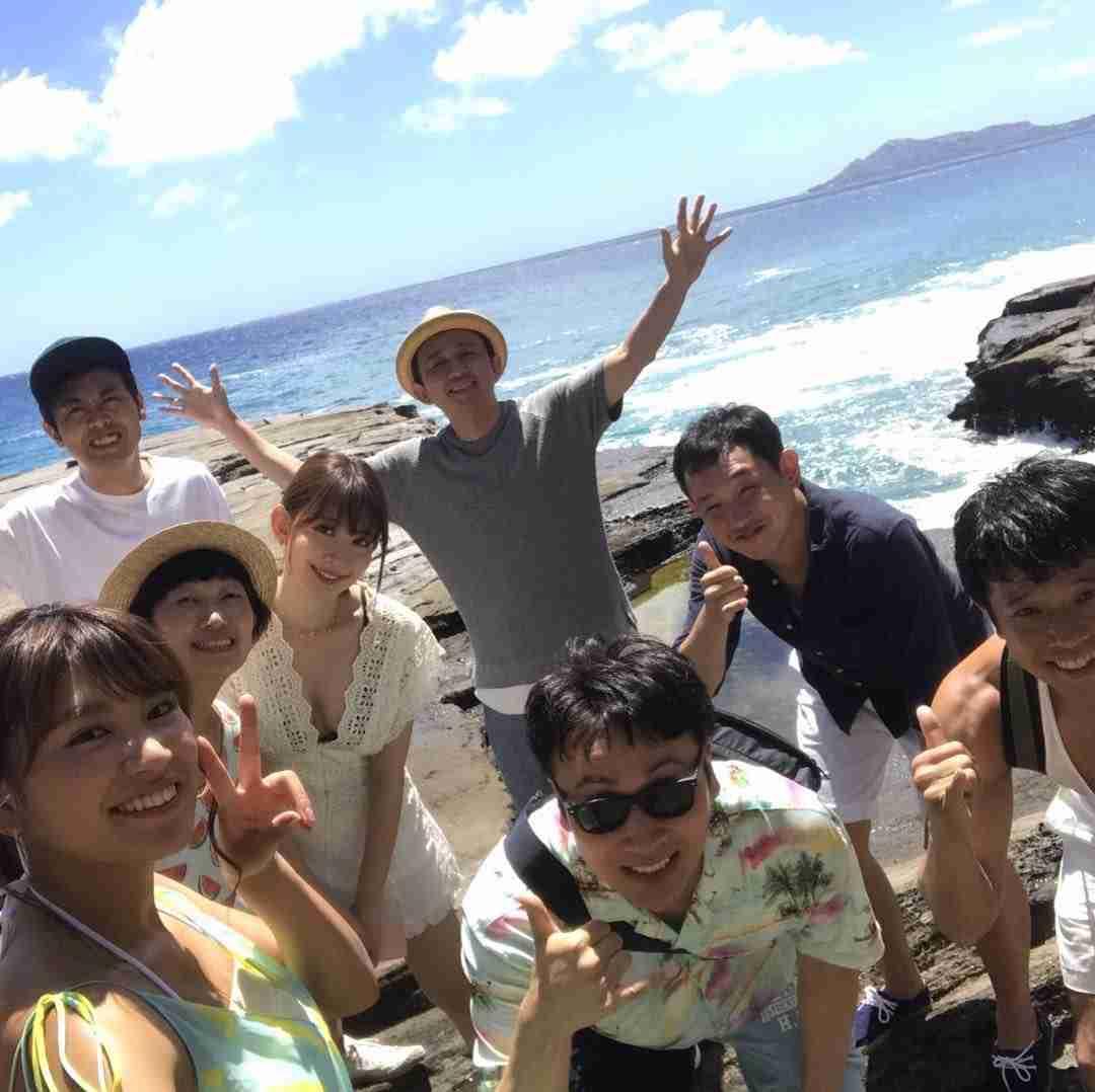 第5弾『有吉の夏休み』、仲良し芸能人15名でハワイの夏休みを満喫