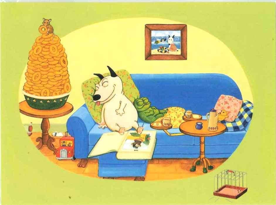 犬が主人公の物語を教えて下さい