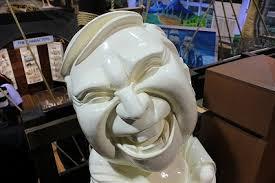 彫刻トーク!