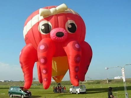 気球に興味がある方