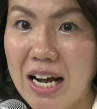 豊田真由子風に怒りを叫ぶトピ