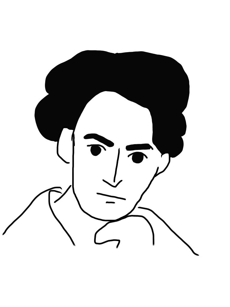【お絵描きトピ】過去の有名人や偉人の絵を描いて当てよう!