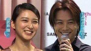 武井咲、『黒革の手帖』高視聴率のウラで…EXILE・TAKAHIROとの